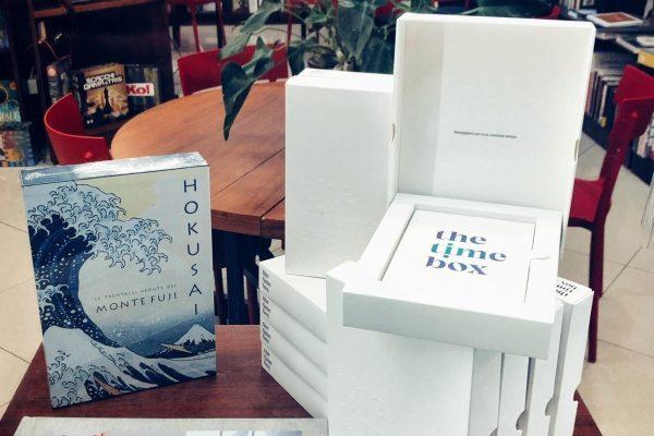 The TIme Box in libreria